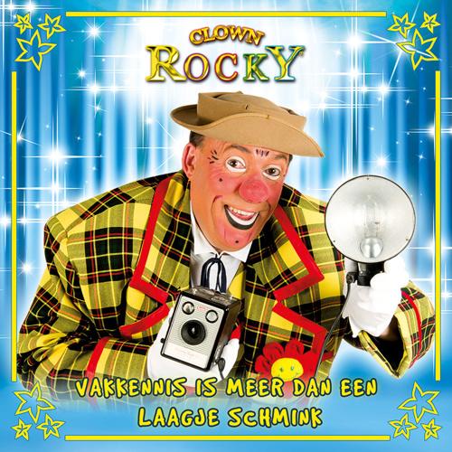 Brochure Clown Rocky EHS Producties