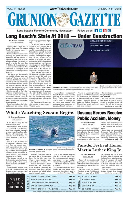 Grunion Gazette 1-11-18