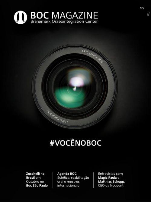BOC Magazine 5 - Brånemark Center São Paulo