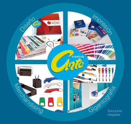 Brochure Anta Creativa