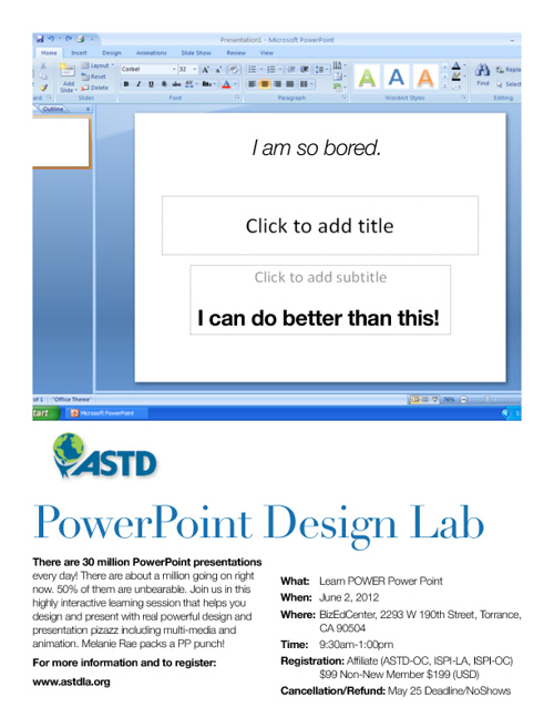 PowerPoint Lab