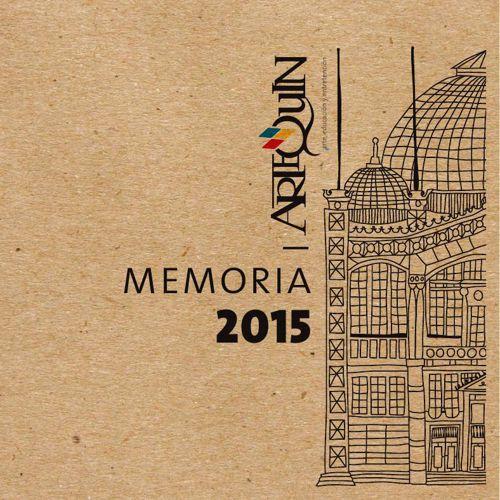Memoria Artequin 2015