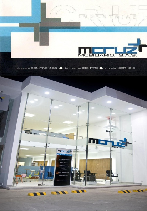 MCRUZ MOBILIARIO S.A.S TEL:5747152