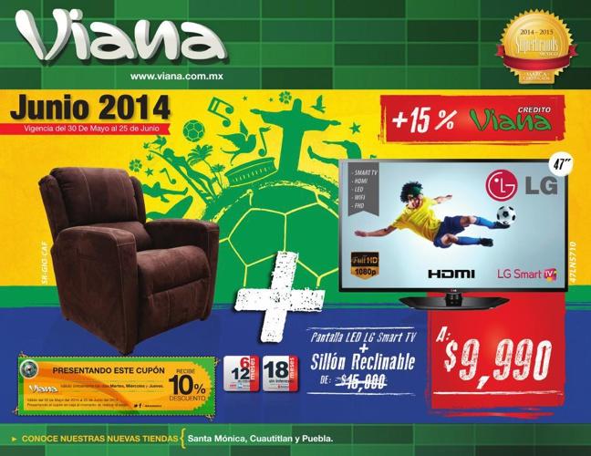 Catálogo Viana Junio