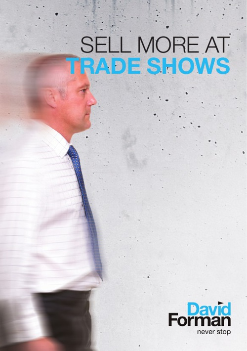 Sell More at Trade Shows