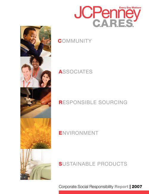 CSR Report 1