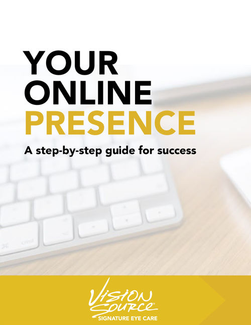 Your Online Presence by Vision Source
