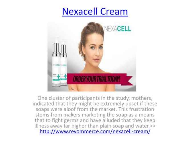 Make Your Skin Glowing With Nexacell Cream