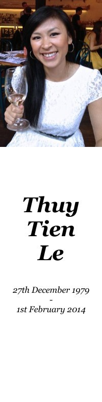 Bookmark for Thuy Le