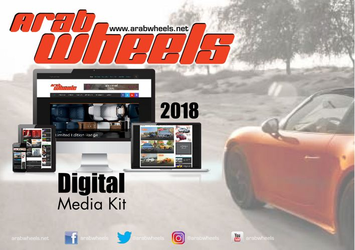 Arabwheels Digital Media Kit