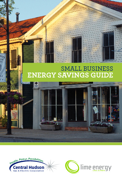 Energy Savings Guide