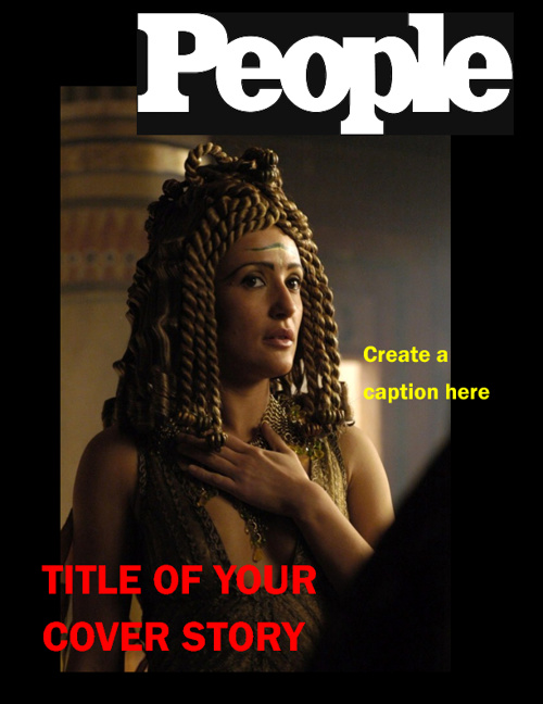 People's Magazine: Cleopatra