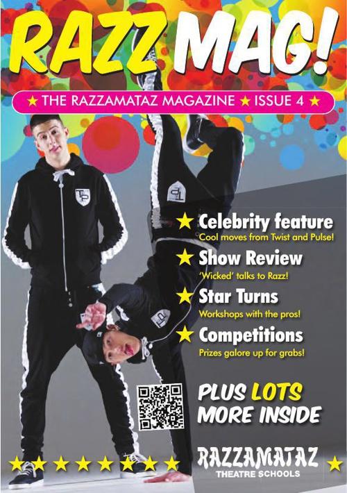 Razz Mag Issue