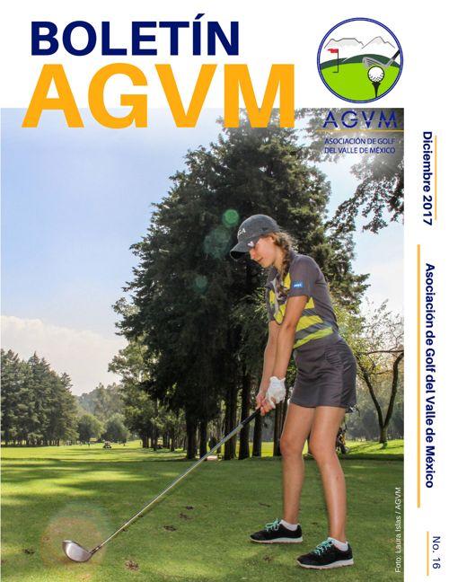 Boletín AGVM · No. 16 · Diciembre · 2017