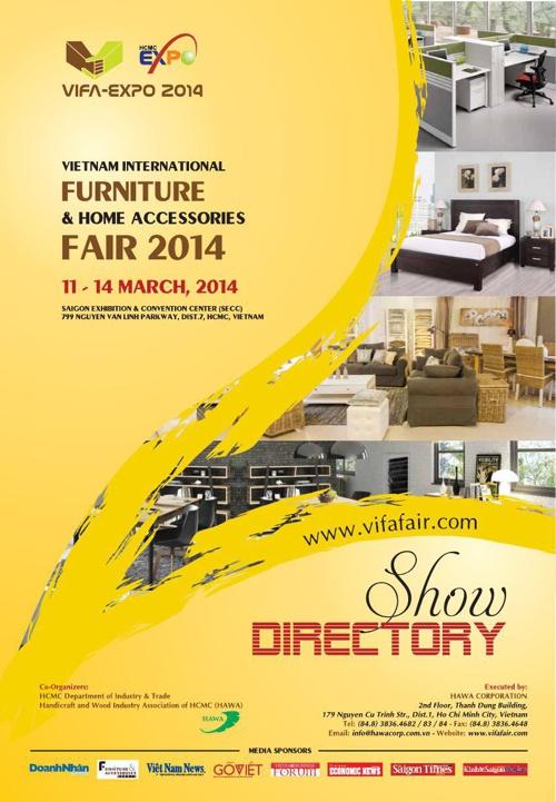 Show Directory - VIFA-EXPO 2014