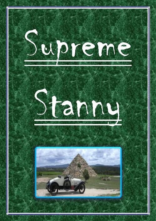 Supreme Stanny 8