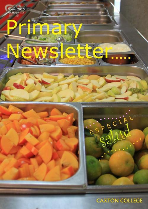 Newsletter enero
