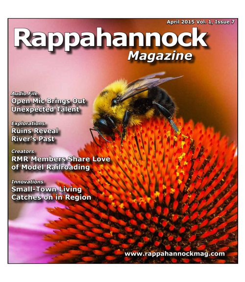 Rappahannock Magazine April 2015