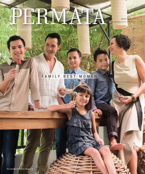 PERMATA ED 03 DESEMBER 2014 - FEBRUARI 2015
