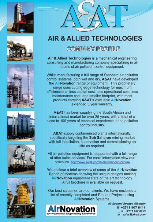 Air & Allied Technologies Company Profile