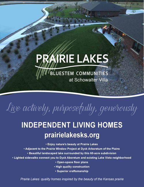 Prairie Lakes | 2017 brochure