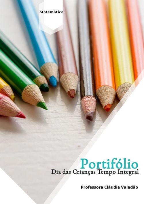 Portifólio (Dia do Momento Cultural e Dia das Crianças).