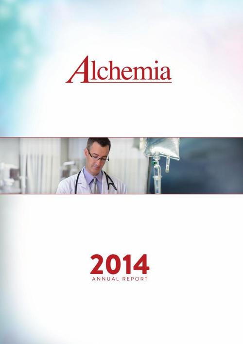 Alchemia Annual Report 2014