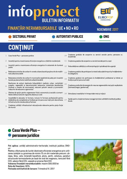 Newsletter ETC Noiembrie