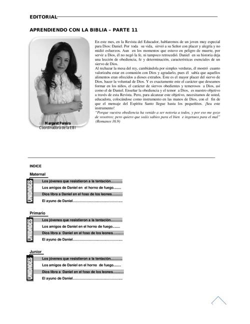 Revista Del Educador NOV