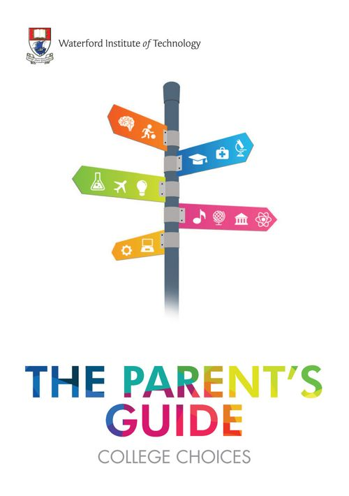 The Parent's Guide to College Choices