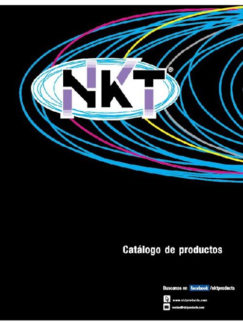 Catálogo de Productos NKT
