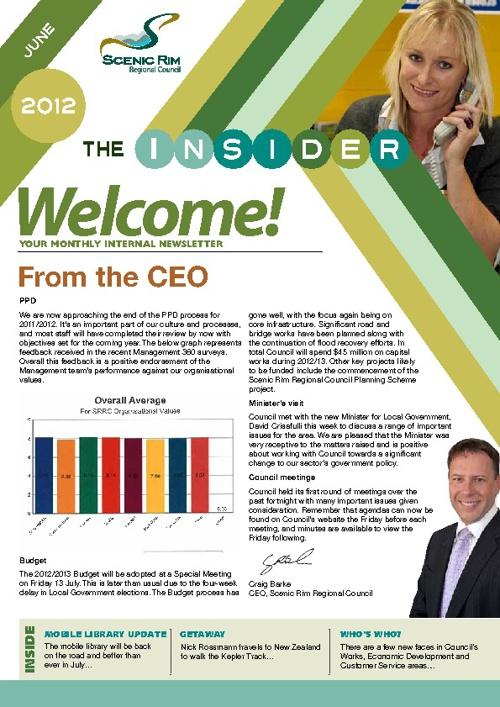 The Insider June 2012
