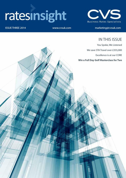 Rates Insight Issue Three 2014