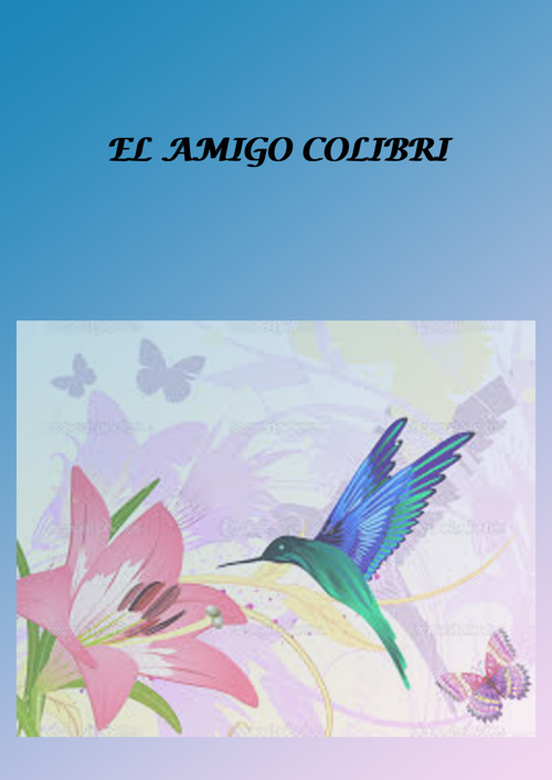EL AMIGO COLIBRI