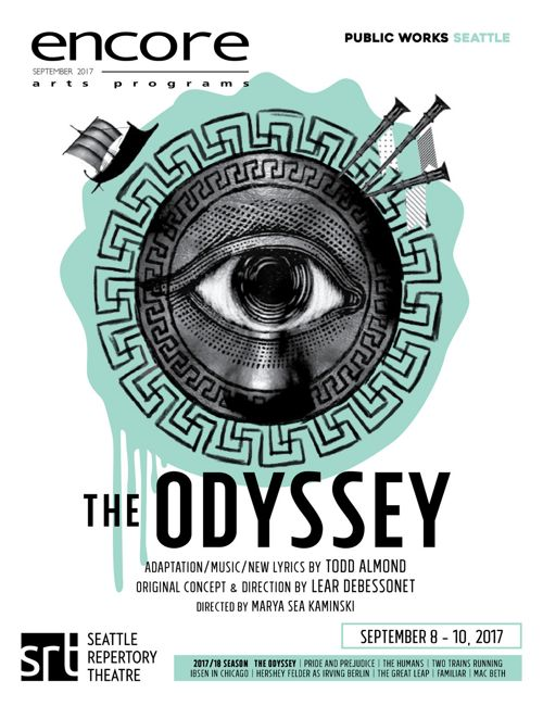 Public Works Seattle's The Odyssey