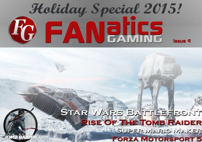 FANatics Gaming Issue #4