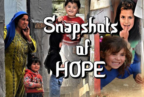 Snapshots of Hope