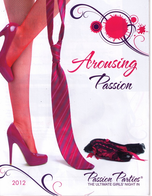 Arousing Passion 2012 Catalog