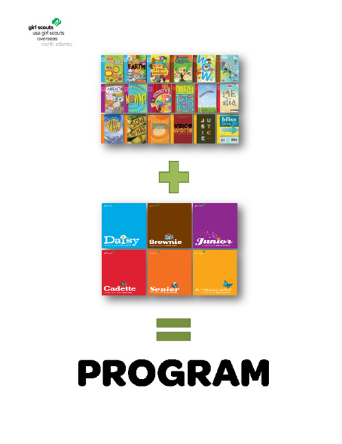 Girl Scout Program, Activities, Games & Traditions