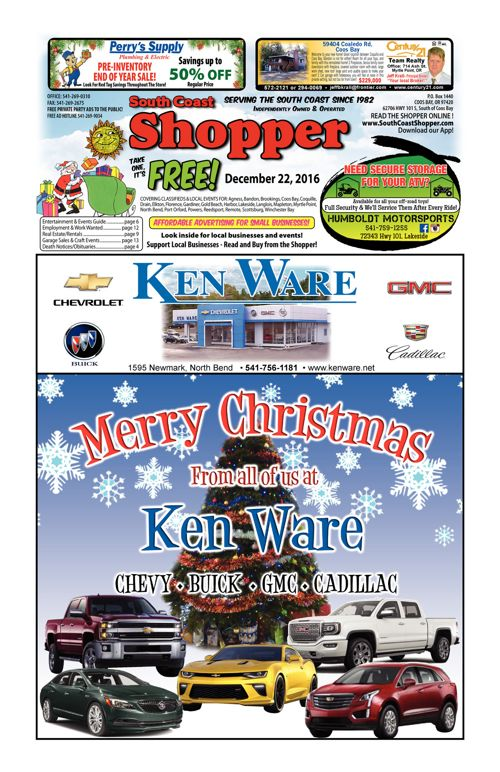 South Coast Shopper e-Edition 12-22-16