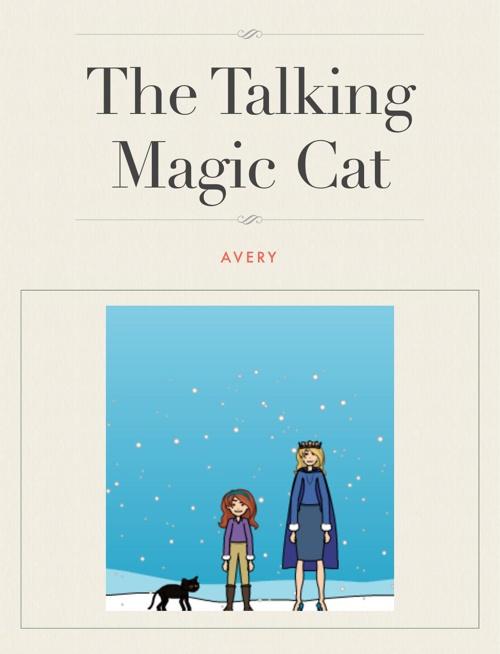 Talking Magic Cat