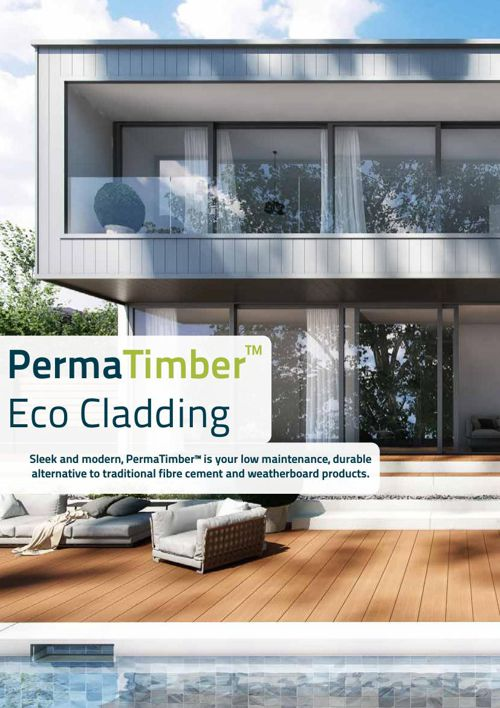 PermaTimber™ Cladding Product Brochure