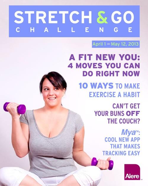 Stretch & Go Challenge