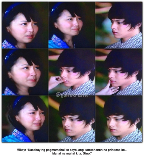 Princess and Gino 5