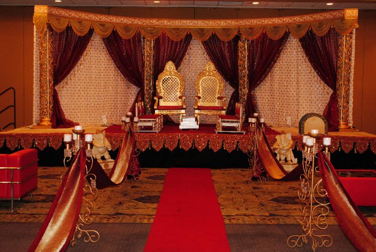 Indian Wedding @ Crowne Plaza
