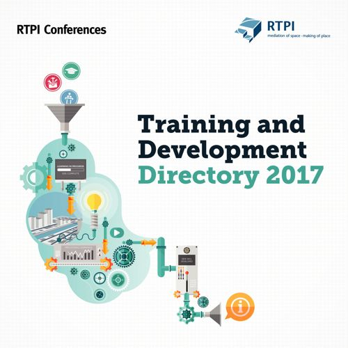 RTPI Conferences Training and Development Directory 2017