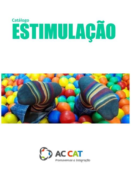 Catálogo Estimulação Multisensorial