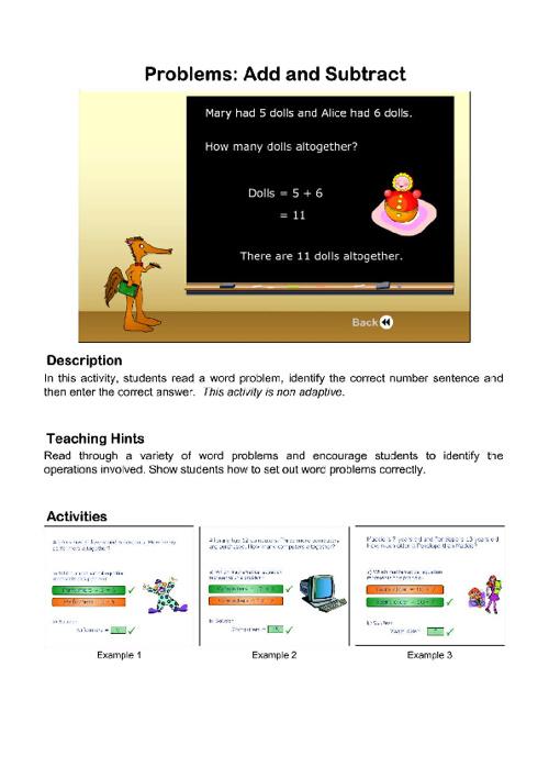 Mathletics Lessons