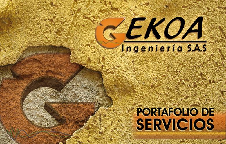 Brochure GEKOA