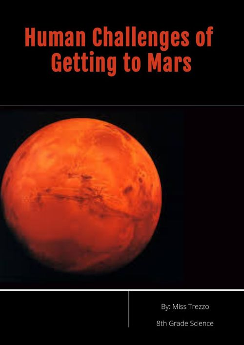 Human Challenges of Getting to Mars